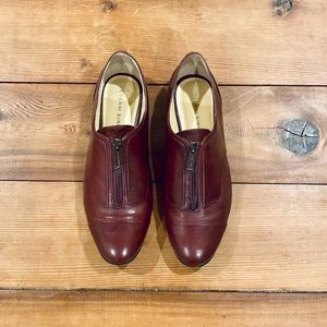 Gianni Bini Hudson Oxford Genuine Leather Loafers